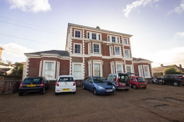 Thumbnail Flat to rent in Flat 1, Kemerton House, 9 Alexandra Road, Ryde, Isle Of Wight
