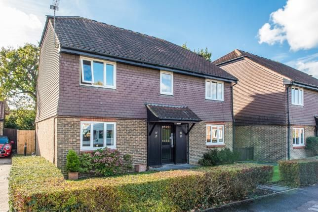 Thumbnail Property for sale in Burpham, Guildford, Surrey