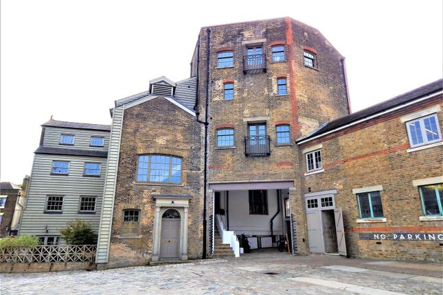 Rear Of Building of The Terrace, Rochester ME1