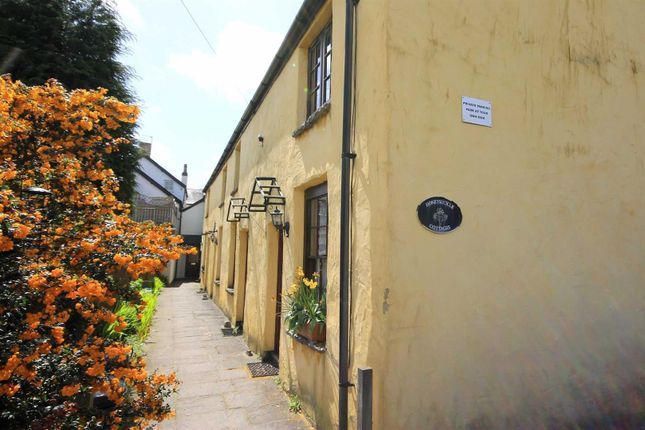 Thumbnail Flat to rent in Honeysuckle Cottages, North Road, Cowbridge