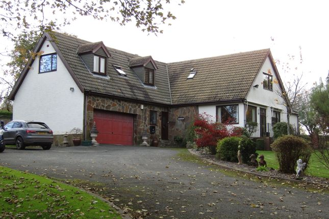 Thumbnail Detached house for sale in Glascoed Village, Pontypool