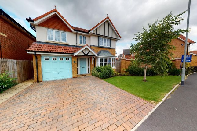 Thumbnail Detached house for sale in Tatton Way, Eccleston, St. Helens