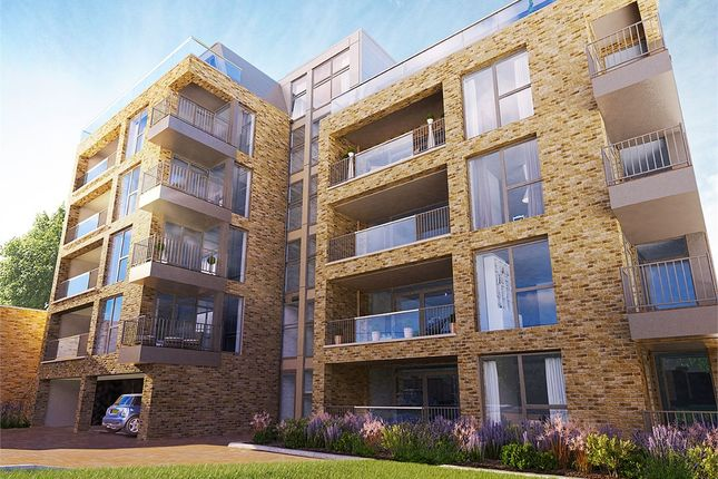 Thumbnail Flat for sale in Aspects, 30 Muswell Hill, London