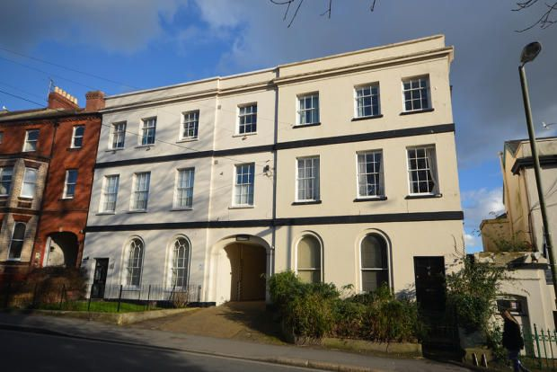 Thumbnail Flat for sale in 14 Pennsylvania Road, Close To Exeter City Centre