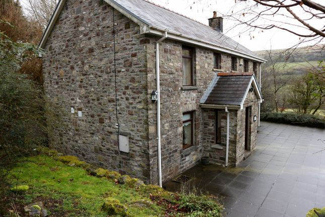 Thumbnail Detached house for sale in Evans Row, Pontsticill, Merthyr Tydfil