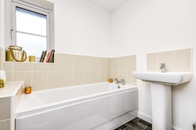Bathroom of Africa Drive, Lancaster, Lancashire LA1