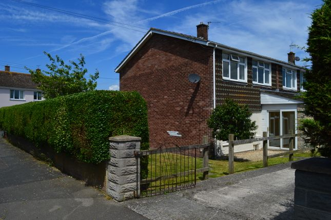 End terrace house for sale in Glebeland Place, St Athan Village