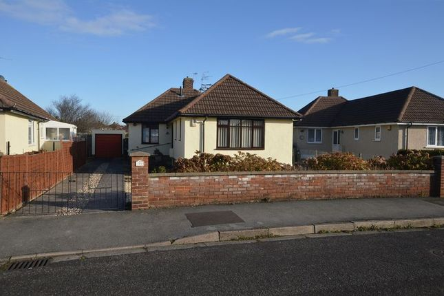 Thumbnail Detached bungalow for sale in Newbourne Road, Weston-Super-Mare