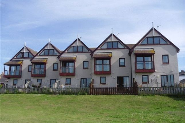 Thumbnail Town house for sale in Turner Street, Amble, Morpeth