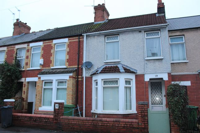 Thumbnail Terraced house for sale in Coronation Road, Birchgrove, Cardiff