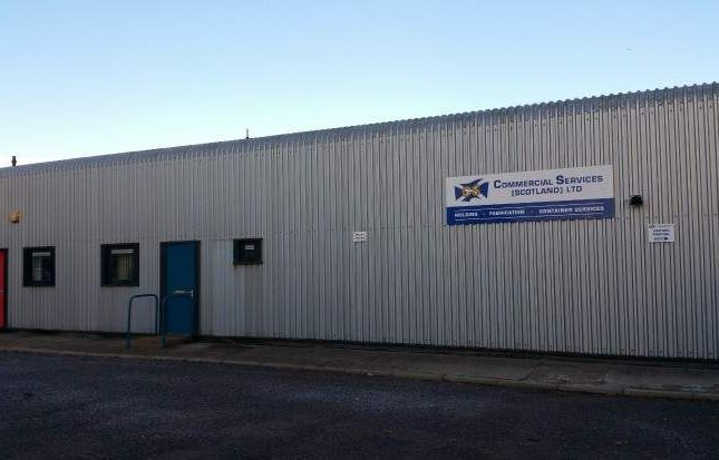 Light industrial to let in Dyce Drive, Aberdeen