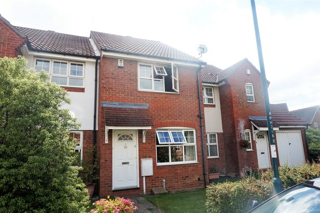 Thumbnail Terraced house to rent in Pentstemon Drive, Swanscombe, Kent