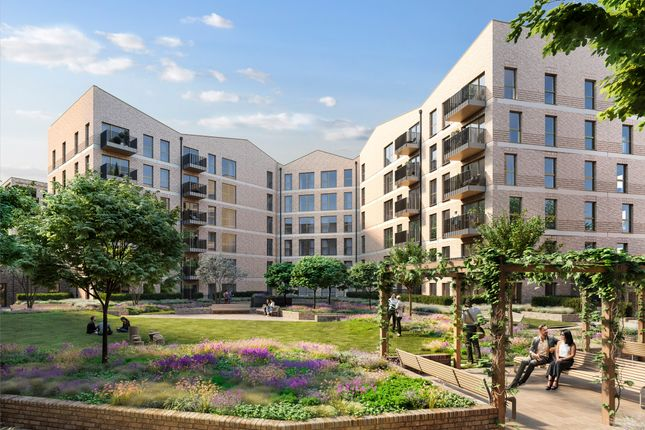 1 bed flat for sale in Kenavon Drive, Reading RG1