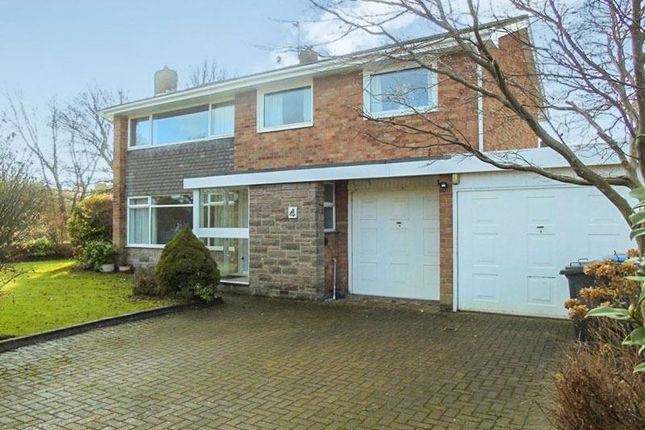Thumbnail Detached house to rent in The Spinney, Morpeth