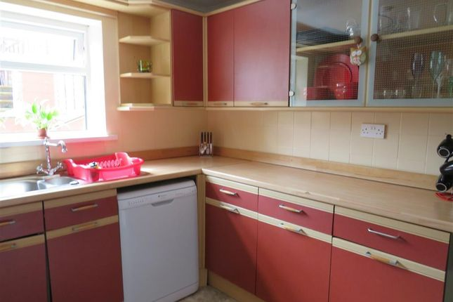 Kitchen of Francis Street, Bargoed, Mid Glamorgan CF81