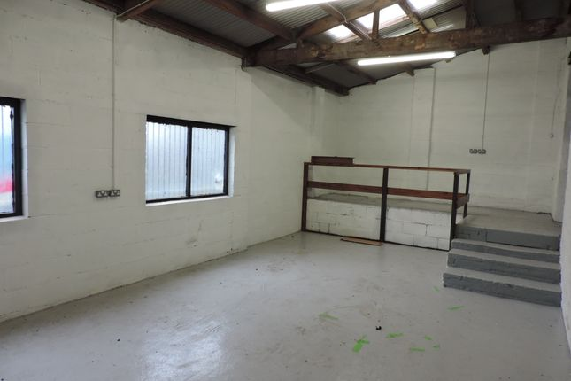 Light industrial to let in Lomeshaye Road, Nelson
