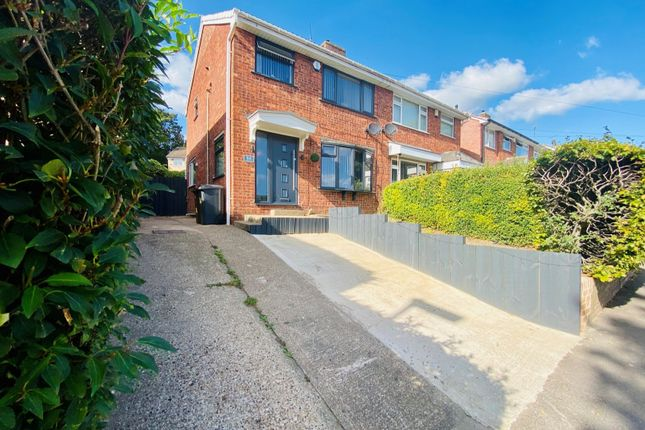 Thumbnail 3 bed semi-detached house for sale in Studfield Hill, Sheffield