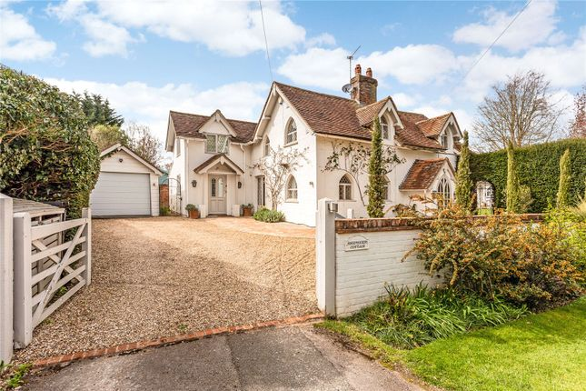 Thumbnail Detached house for sale in Jubilee Road, Littlewick Green, Maidenhead, Berkshire