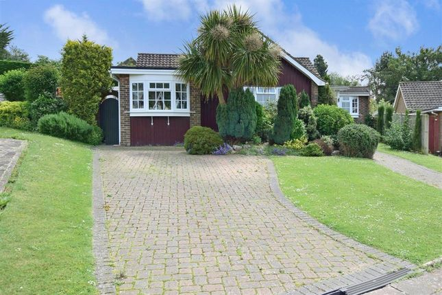 Thumbnail Detached bungalow for sale in West Way, Worthing, West Sussex
