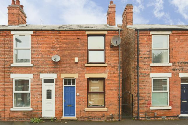 End terrace house for sale in Reigate Road, Basford, Nottinghamshire
