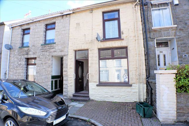 Terraced house for sale in Miskin Road, Trealaw, Tonypandy