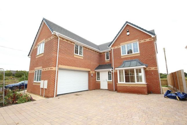 Thumbnail Detached house for sale in Main Road, Wrinehill, Crewe