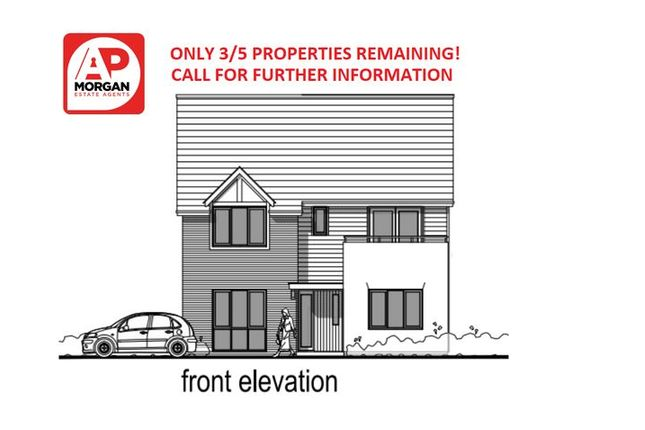 Thumbnail Detached house for sale in Plot 4, Perryfields Road, Bromsgrove