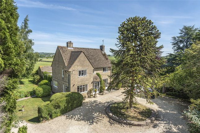 Thumbnail Detached house for sale in Minchinhampton, Stroud