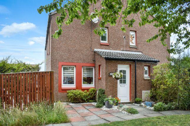 Thumbnail Semi-detached house for sale in Castle Crescent, East Calder, West Lothian