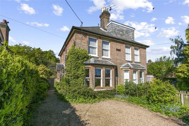 Thumbnail Semi-detached house for sale in Kings Lane, South Heath, Great Missenden, Buckinghamshire