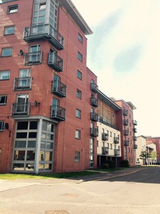 Thumbnail Flat to rent in South Victoria Dock Road, Dundee