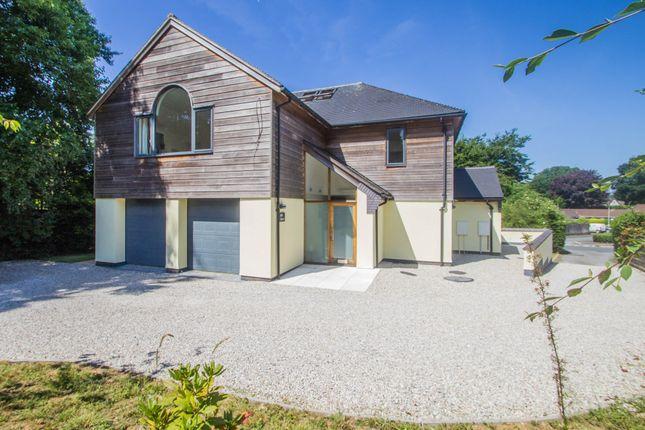 Thumbnail Detached house for sale in Down Park Drive, Tavistock