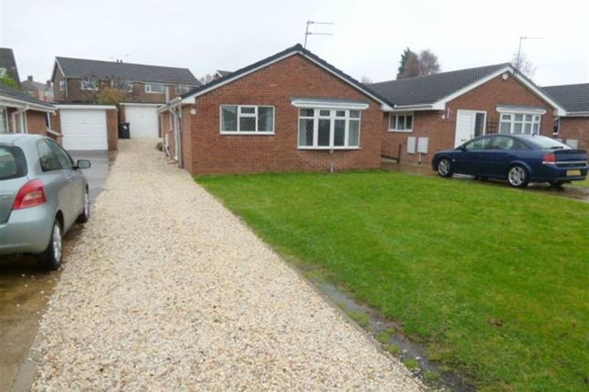 Thumbnail Bungalow to rent in 19 Hoddesdon Crescent, Dunscroft