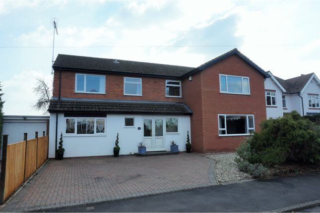 Thumbnail Detached house for sale in Woodland Avenue, Hagley
