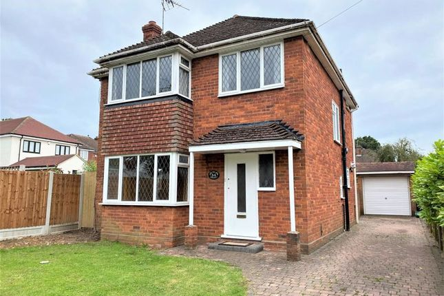 Thumbnail Property to rent in Oliver Road, Shenfield