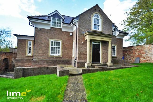 Thumbnail Detached house to rent in Kidd Lane, Welton, Hull
