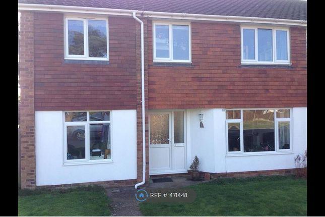 Thumbnail End terrace house to rent in Sandridge, Crowborough