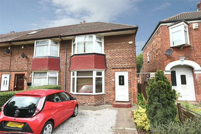 End terrace house for sale in Cranbrook Avenue, Hull, East Yorkshire