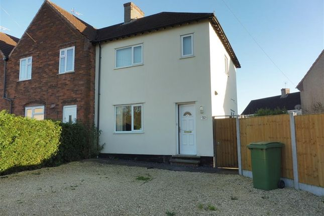 2 bed semi-detached house to rent in Cull Avenue, Stafford