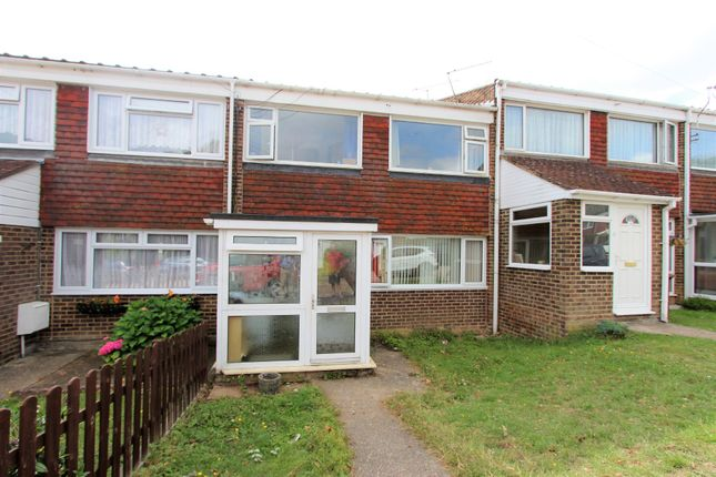 Thumbnail Terraced house to rent in Rycaut Close, Rainham, Gillingham