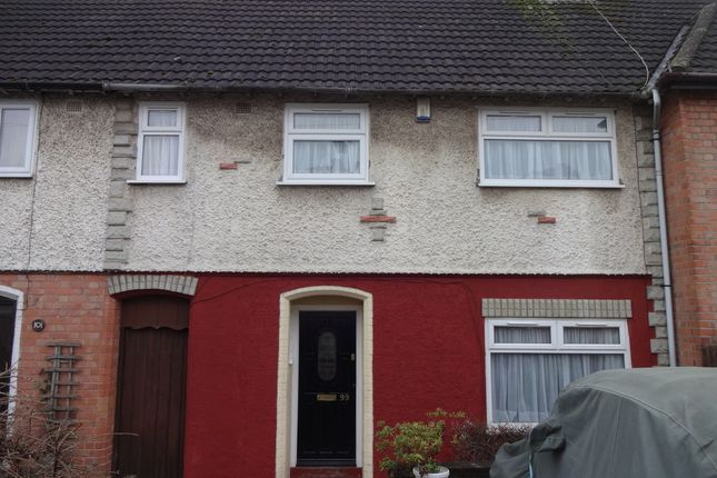 Thumbnail Town house for sale in Overpark Avenue, Leicester, Leicestershire