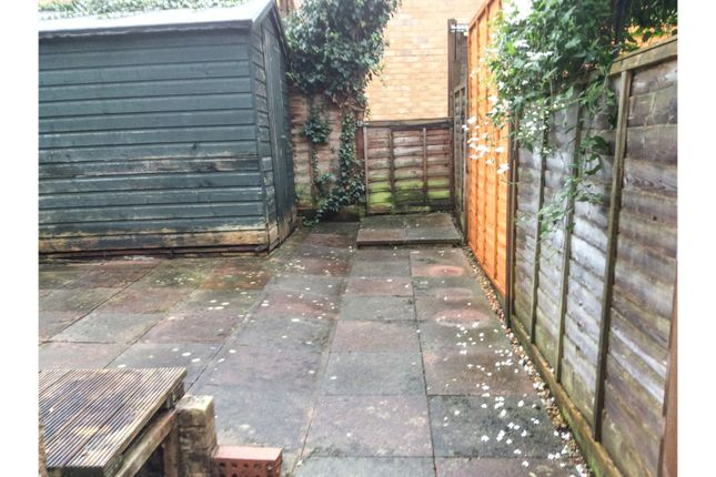 Rear Garden of Woburn Avenue, Purley CR8