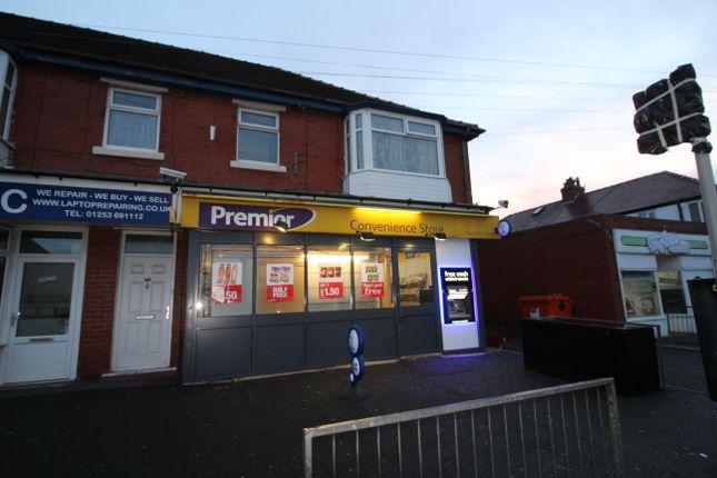 Thumbnail Flat to rent in Vicarage Lane, Blackpool