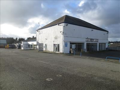 Thumbnail Commercial property for sale in Former Wr Davies Site, Chapel Street, Llangefni