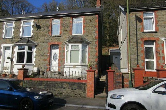Thumbnail End terrace house to rent in North Road, Newbridge, Newport