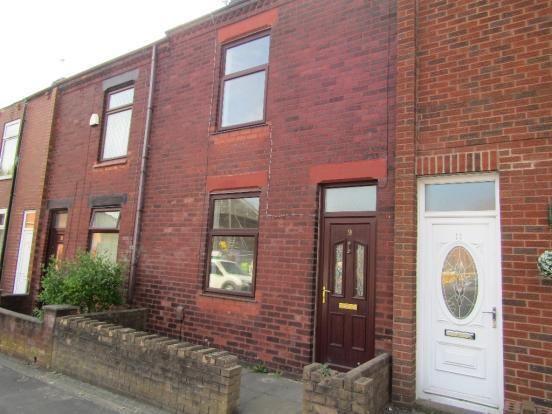 Thumbnail Flat to rent in Coronation Street, Wigan