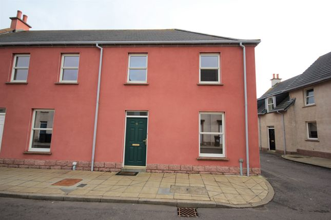Thumbnail Semi-detached house for sale in Fraser Court, Inverurie