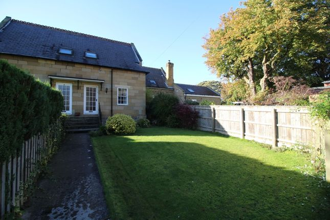 Thumbnail Terraced house for sale in Enterpen, Hutton Rudby, Yarm, Cleveland