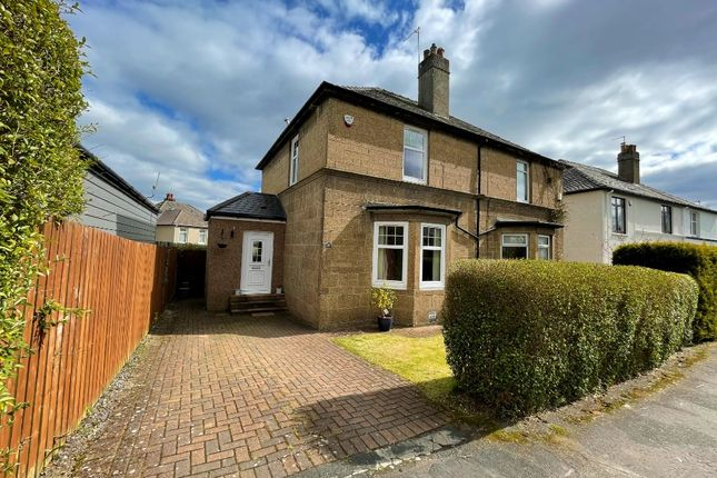 2 bed semi-detached house to rent in Ferngrove Avenue, Kelvindale, Glasgow G12