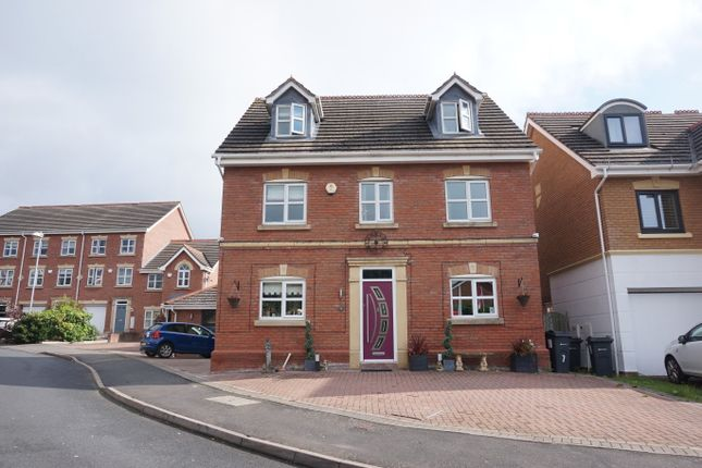 Thumbnail Detached house for sale in Langley Park Way, Sutton Coldfield